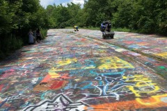graffiti highway