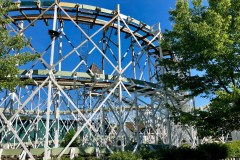 Oldest Operating RollerCoaster (not operating)